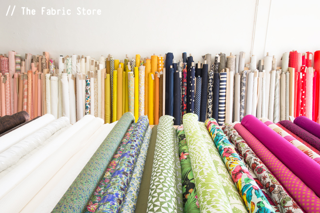 The fabric store los angeles our stores for Fabric sellers